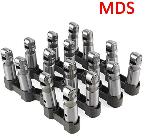 Set of MDS Hydraulic Valve Lifters For Dodge 5.7L HEMI with Multi-Displacement System - Intake & Exhaust Lifters 53021726AE 53021726AD