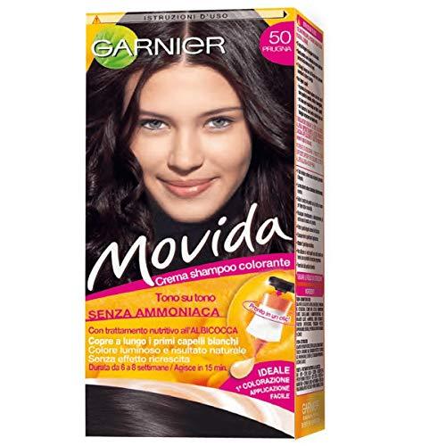 MOVIDA 50 PRUGNA Senza Ammoniaca Haarpflegeprodukte