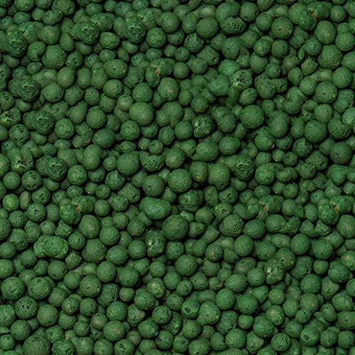 brockytony 8-16 mm. (Pflanzton, Pflanzgranulat, Blähton) 10 Liter. MOOSGRÜN. BT852Y0