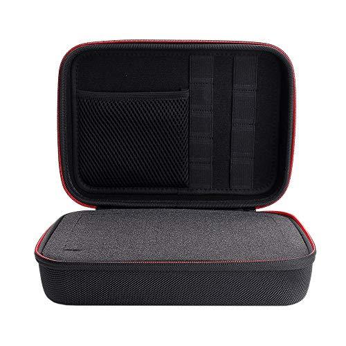 Nrpfell GC-0155 Caja de Almacenamiento de Grabadora Caja de Almacenamiento de Grabadora Aplicable Zoom H1 / H2N / H5 / H4N / H6 / F8 / Q8 Caja de Almacenamiento de Grabadora