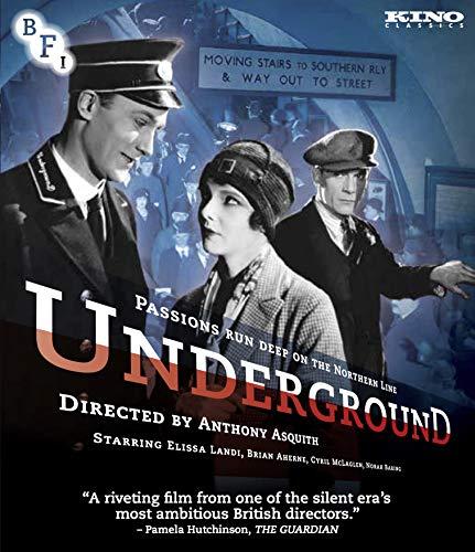Underground [Blu-ray]
