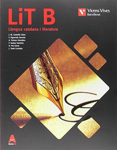 LIT B (LLENGUA CATALANA I LITERATURA BATX) AULA 3D: 000001 - 9788468231907