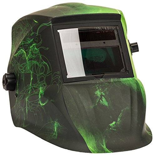 Forney 55707 Advantage Series Edge Auto Darkening Welding Helmet