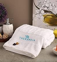 Portico York White Cotton 60X120 cm Fresh Therapeia Bath Towel