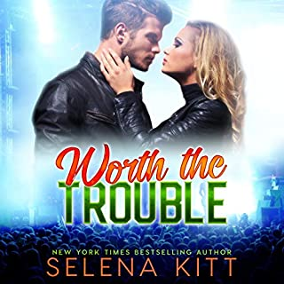 Worth the Trouble audiobook cover art