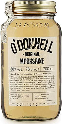 O'Donnell Moonschine Original 0,7 L. O'Donnell Moonshine