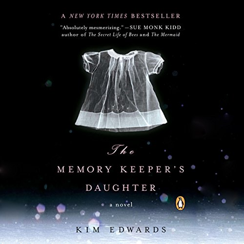 The Memory Keeper's Daughter                   By:                                                                                                                                 Kim Edwards                               Narrated by:                                                                                                                                 Ilyana Kadushin                      Length: 15 hrs and 49 mins     173 ratings     Overall 4.1