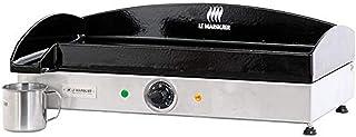 LE MARQUIER - Plancha Vintage Electrica 160 Inox