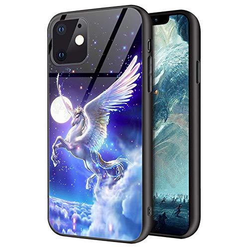 Pnakqil Funda para iPhone 12 Pro MAX Silicona 6,7