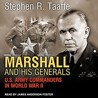 Marshall and His Generals cover art