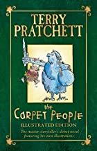 By Terry Pratchett - The Carpet People (Discworld) (Illustrated Edition) (2009-12-08) [Hardcover]