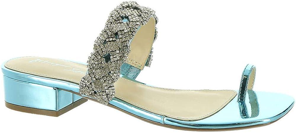 Betsey Johnson Women's Ultra-Cheap Deals Ranking TOP9 Sb-Indie Heeled Sandal