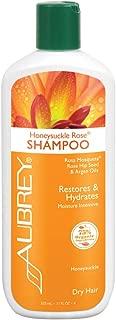 Aubrey Organics - Honeysuckle Rose Shampoo - 11oz