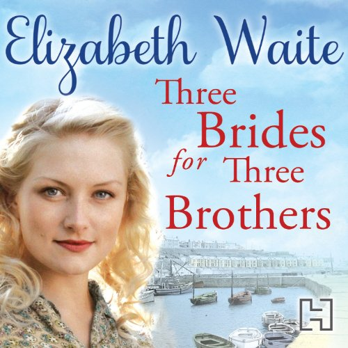Three Brides for Three Brothers audiobook cover art
