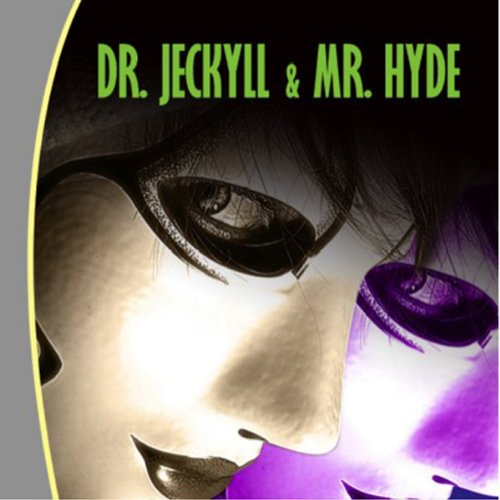 Dr Jekyll & Mr Hyde audiobook cover art