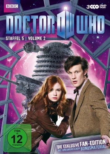 Doctor Who - Staffel 5.2 (Fan-Edition) (3 DVDs)