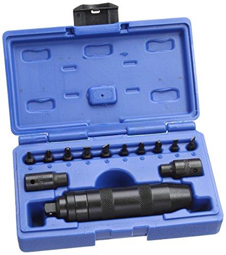 Laser 3456 slagmoersleutel, 3/8 inch, 13-delig