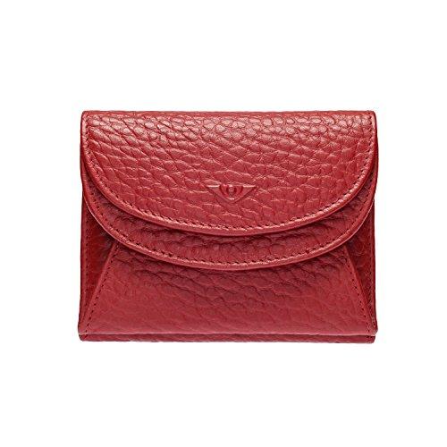 voi leather design Accessoires Geldboersen granat 70187-gra rot 247333