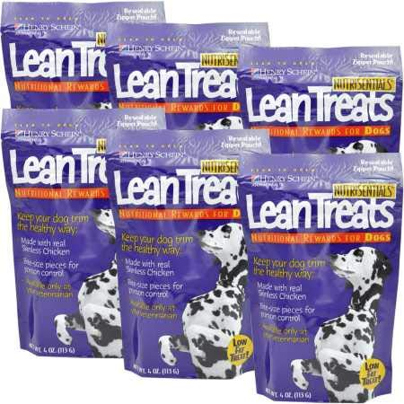 Butler Lean friandises nutritives Rewards pour Chiens (Lot de 6), 113,4 Gram/Small|Medium