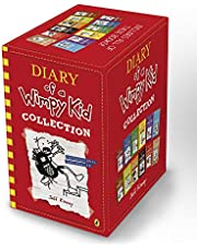 Diary of a Wimpy Kid 12 Book Slipcase