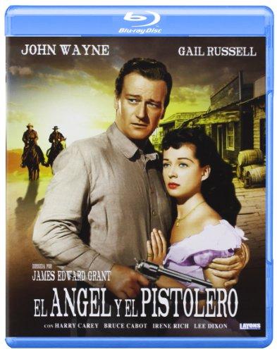 El Ángel Y El Pistolero [Blu-ray]