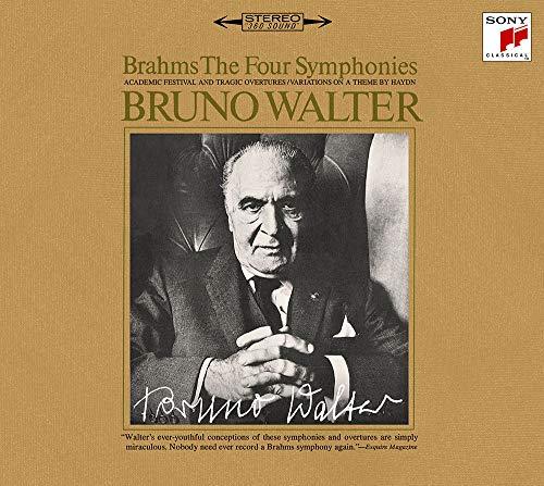 ブラームス:交響曲全集・管弦楽曲・協奏曲・声楽曲集(完全生産限定盤) - ブルーノ・ワルター