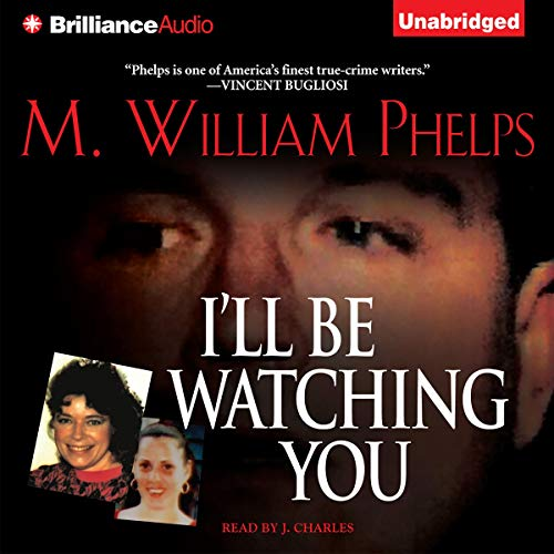 I'll Be Watching You audiobook cover art