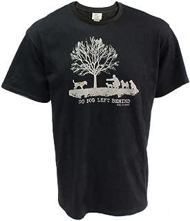 Dog is Good Unisex T-Shirt: No Dog Left Behind
