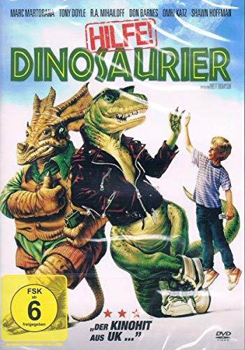 Hilfe, Dinosaurier