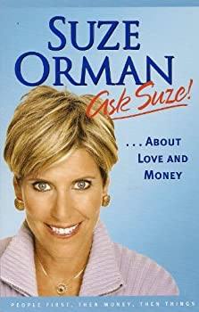 Ask Suze   About Love And Money 1594489629 Book Cover