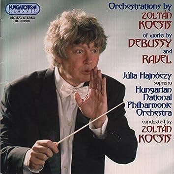 Debussy: Marche Ecossaise / Images (Arr. for Orchestra) / Ravel: Le Tombeau De Couperin