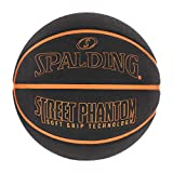 Spalding Street Phantom Outdoor Baloncesto - Naranja neón 29.5'