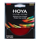 Hoya 49mm HMC R1filtro rotondo, colore: rosso...