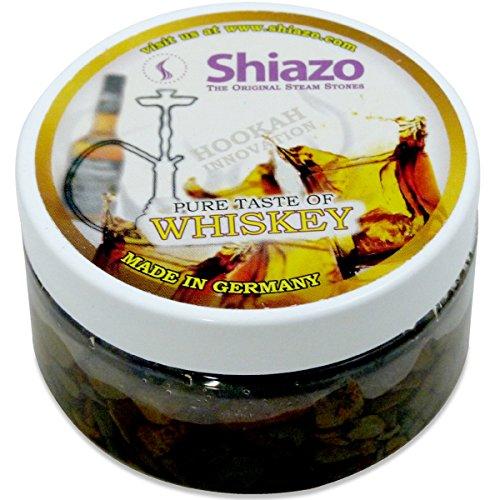 Whiskey Shiazo Shisha Steam Stones Shisha Wasserpfeife Shisha 46Flavours nicht Tabak 100g
