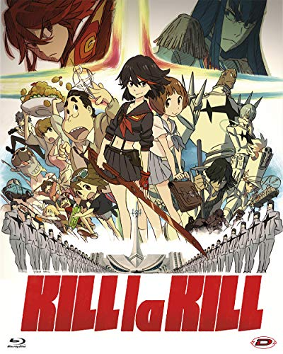 Kill La Kill - Stand.Edit. (Eps 01-25) (Box 4 Br)