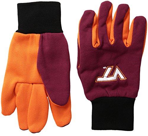 FOCO Virginia Tech 2015 Utility Handschuh – farbige Handfläche