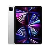2021 Apple iPadPro (11', Wi-Fi, 128GB) - Silber (3. Generation)