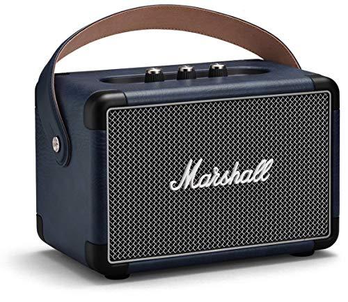 Marshall Kilburn II Bluetooth Altavoz, Indigo (EU)