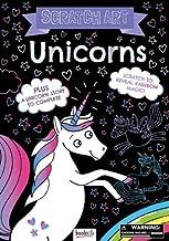 Unicorns: Scratch Art