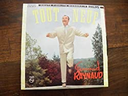 Fernand Raynaud : tout neuf - disque Philips B 76.502 R
