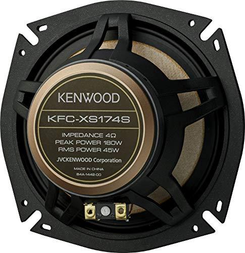 KENWOOD(ケンウッド)『17cm3wayセパレートカスタムフィット・スピーカー(KFC-XS174S)』