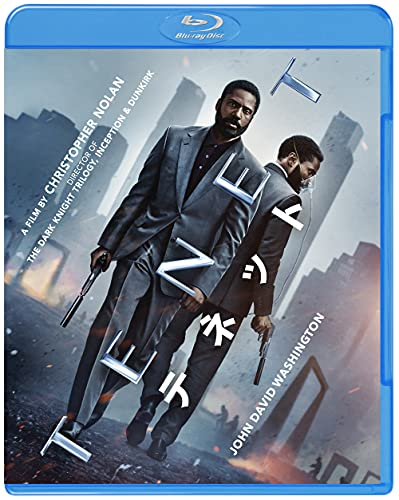 TENET テネット [Blu-ray]