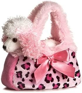 Aurora Fancy Pal Pretty Poodle Pink Pet Purse