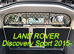 Ergotech Dog Guard, Pet Barrier Net and Screen RDA65-XS16, for LAND ROVER Discovery Sport produced since 2015, for Luggage and pets.
