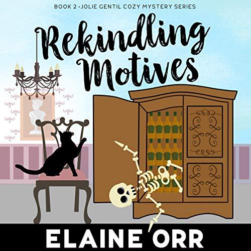Rekindling Motives  By  cover art