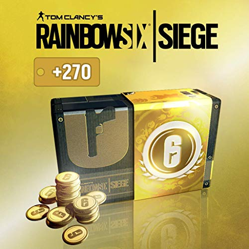TOM CLANCY'S RAINBOW SIX SIEGE - 2670 RAINBOW SIX CREDITS - [PS4 Digital Code]