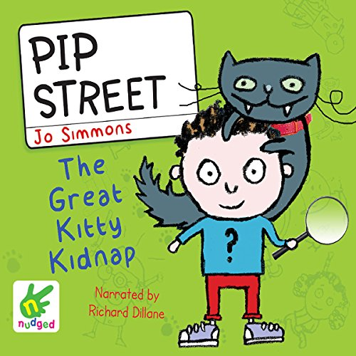 Pip Street: The Great Kitty Kidnap Titelbild