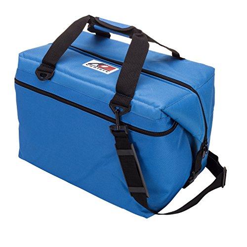 AO Coolers(エーオークーラー) キャンパス ソフトクーラー 48パック ブルー AO48RB (日本正規品)