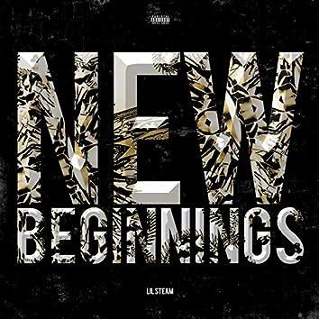 New Beginnings (feat. Kellz Guapo)