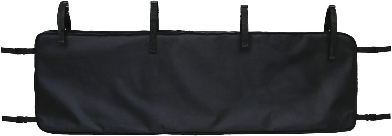 mydays Gun Rack for UTV,Double Gun Carrier Rifle Case Rear Storage Bag Roll Cage Cargo Organizer (Camo, L): Sports & Outdoors